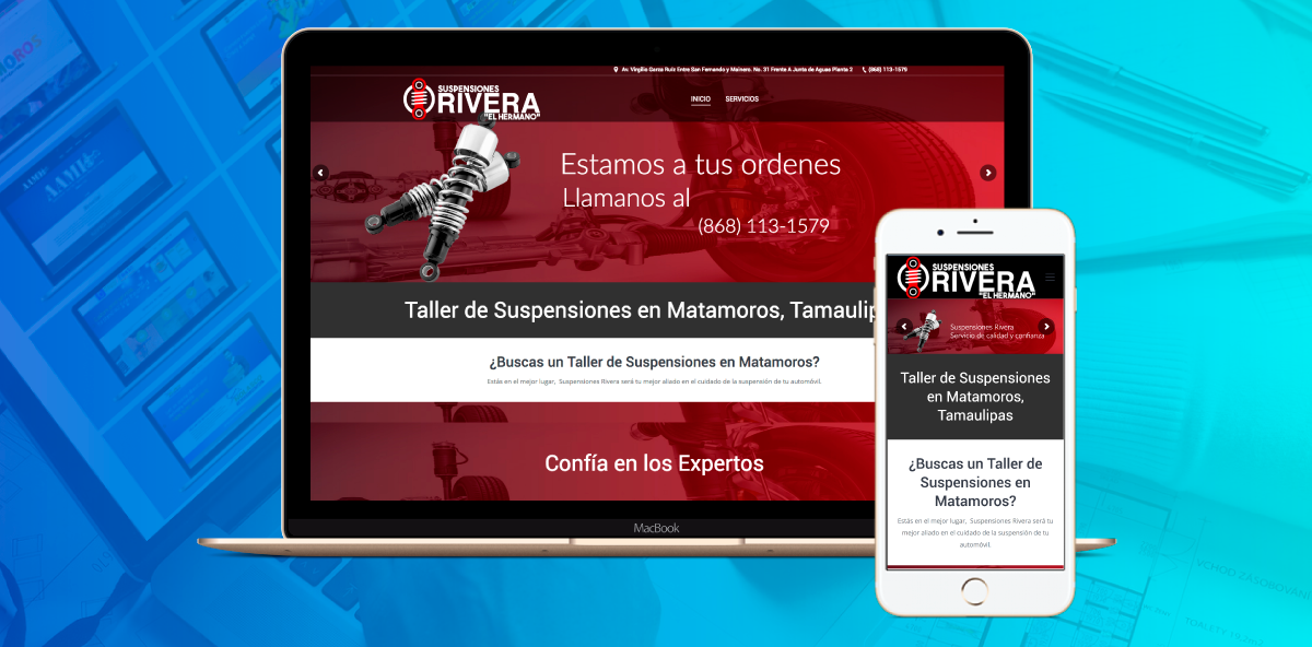 Suspensiones Rivera